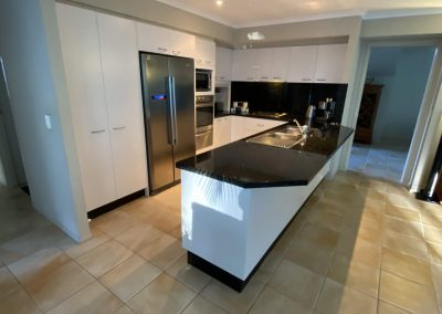 white kitchen cupboard doors
