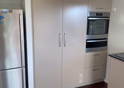 matt kitchen pantry door